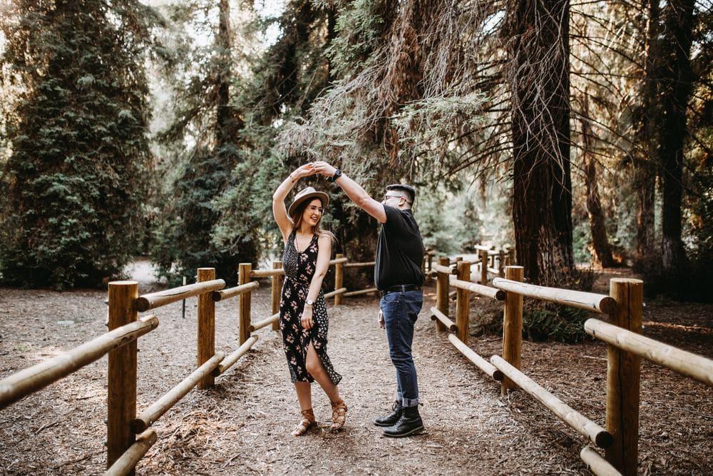 Als Paar gemeinsam ins Ausland