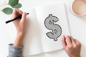 Fernbeziehung und Geld