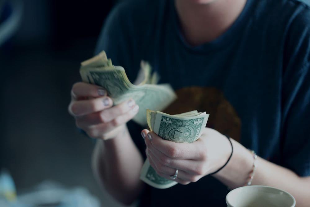 Finanzielle Ausgaben in der gemeinsamen Zeit