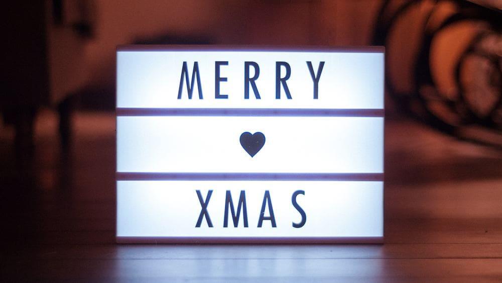 Kontakt zu Partner an Weihnachten