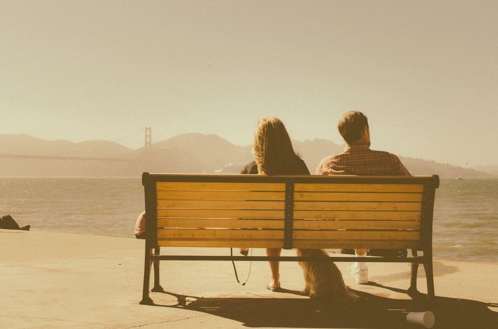 Liebe auf Distanz und Vertrauen