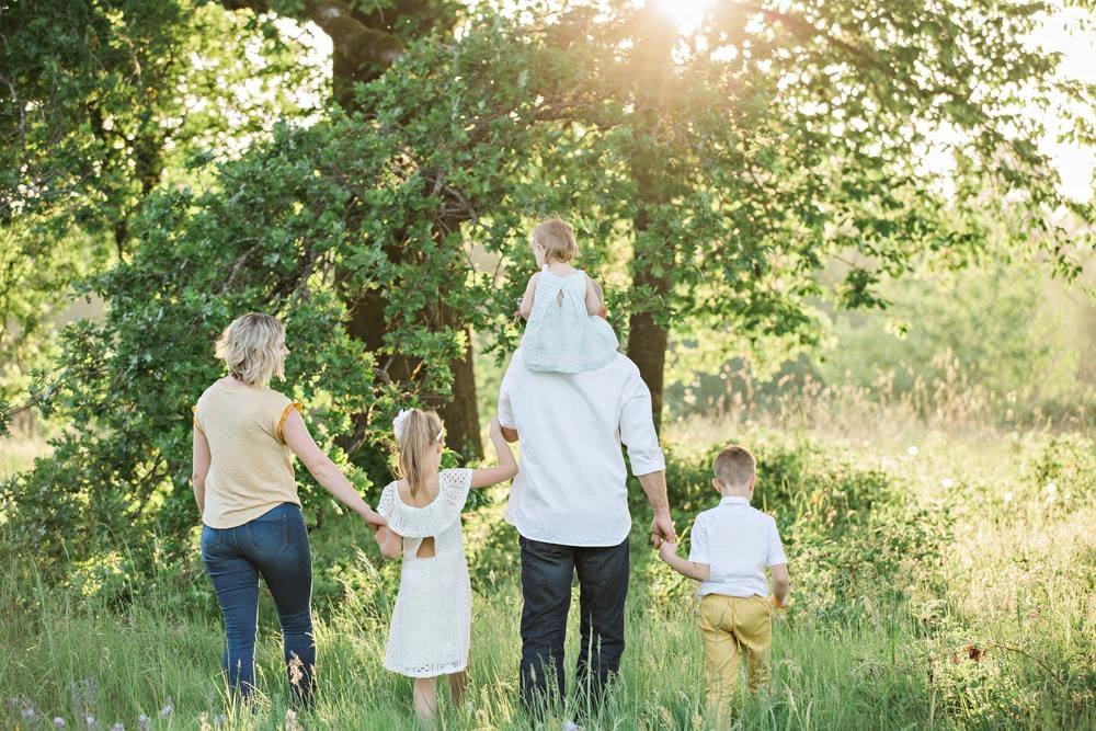 Partnerschaft erhalten und pflegen trotz Kinder