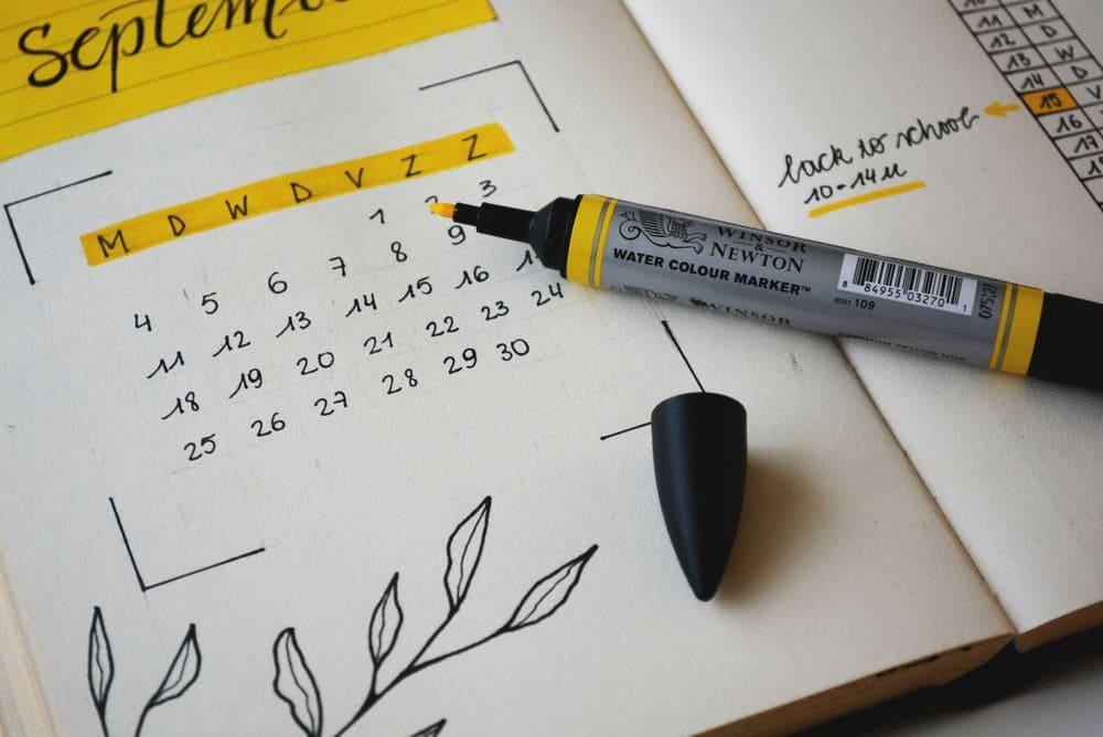 Planung der gemeinsamen Zeit