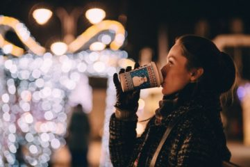 Weihnachten mit Liebe auf Distanz